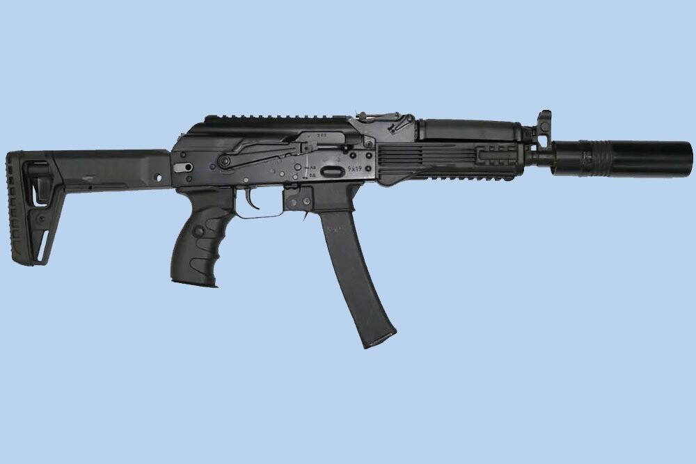 В Сети появилось видео нового пистолета-пулемёта Калашникова ППК-20