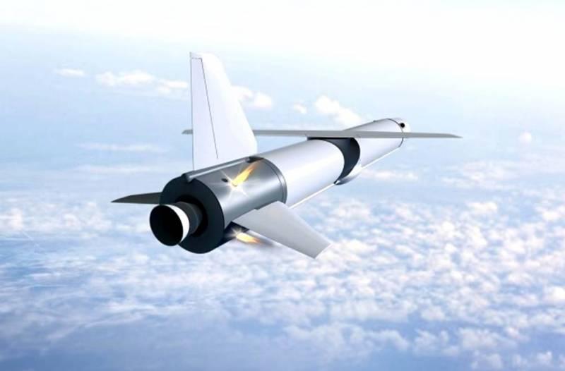 Испытания новой ракеты «Крыло-СВ» начнутся уже через год