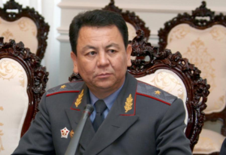 Новый куратор киргизских силовиков Омурбек Суваналиев
