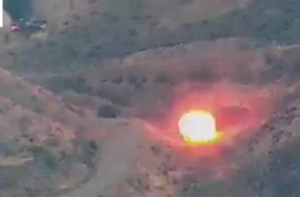 Силы обороны Нагорного Карабаха стали применять сирийскую тактику