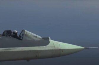 «В режиме кабриолета»: западная пресса обсуждает полёт истребителя Су-57 с открытой кабиной