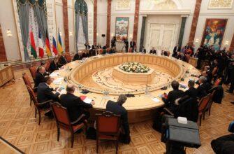 Кто управляет украинской делегацией в ТКГ в Минске?