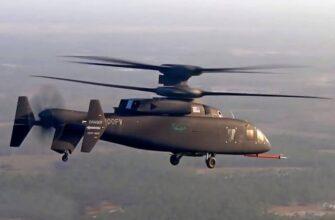 Демонстратор многоцелевого вертолета от Sikorsky побил собственный рекорд
