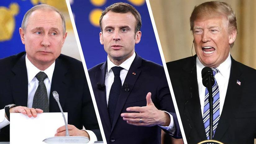 Заявление президентов России, США и Франции по Нагорному Карабаху