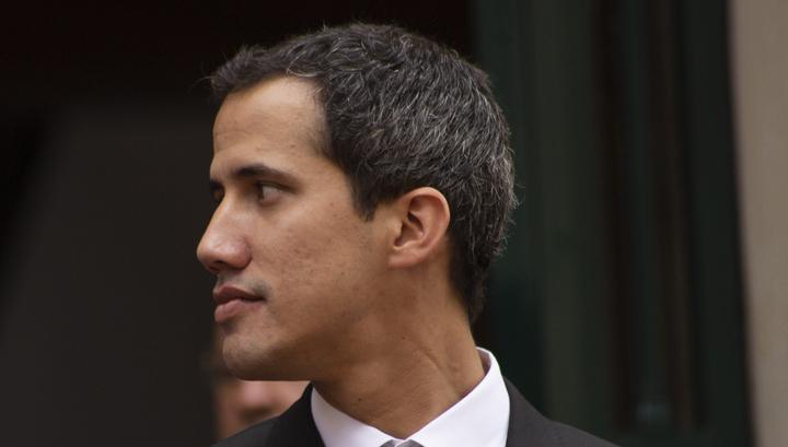 Гуайдо призвал к силовому захвату власти