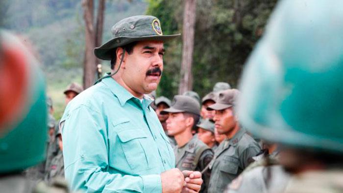 О ситуации в Венесуэле на 13.03.2019